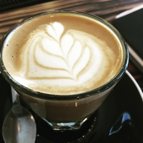 Any coffee house with cortado on their menu has my heart....